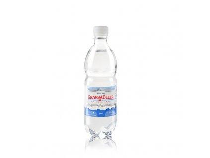 Přírodní voda nesycená Grabmüller still 0.5 l