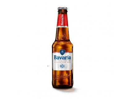 Nealko pivo Bavaria Original 0.0 % 330 ml
