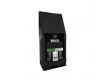 Brazil zrnková káva 1000 g Pure Way