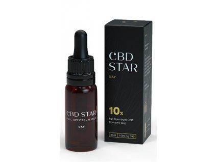 "CBD ""DAY"" OLEJ – 10% CBD 10 ml"