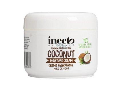 Inecto Krém hydratační - kokos 250ml