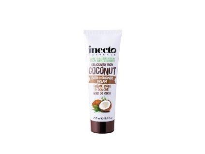 Inecto Krém SG krémový - kokos 250ml