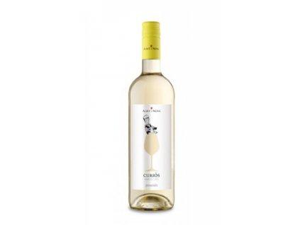 Xarel-lo Classic(Curios) bíle suché bio víno 750ml