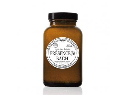Bio Bachovky Sůl do koupele zklidňující Harmonie/Présence(s) 300 g