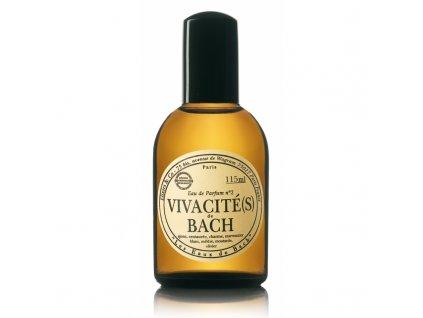 Bio Bachovky Eau de parfum - přírodní parfém Energie/Vivacité(s) 115 ml
