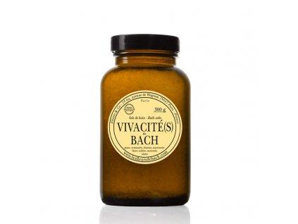 Bio Bachovky Sůl do koupele Energie/Vivacité(s) 300 g