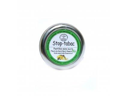 Bio Bachovky Pastilky citrónovo-meduňková příchuť Stop-Smoke 45 g