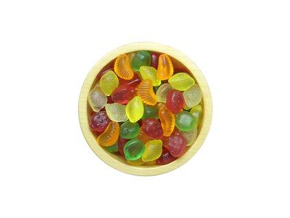 Diana Mini ovoce bez cukru 100g