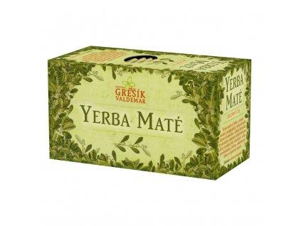 Grešík Grešík Yerba maté čaj 20x1,5g