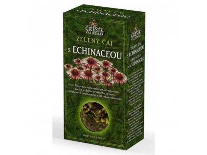 Grešík Grešík Zelený čaj s echinaceou 70g