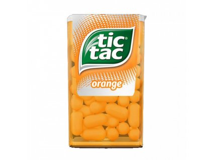 Tic tac TIC TAC orange