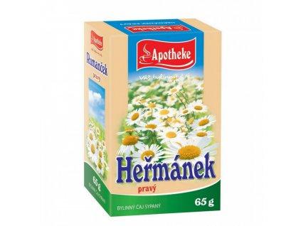 Apotheke Apotheke Heřmánek květ 65g