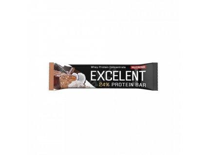 Excelent Excelent proteinová tyčinka Čokoláda-kokos 85g
