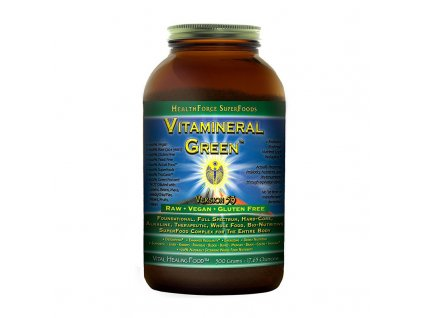 Vitamineral Green™ prášek 500 g HealthForce