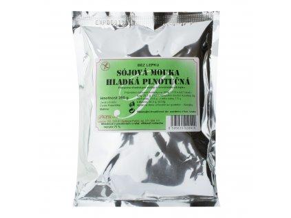Mouka sójová hladká bezlepková 250g PALETA