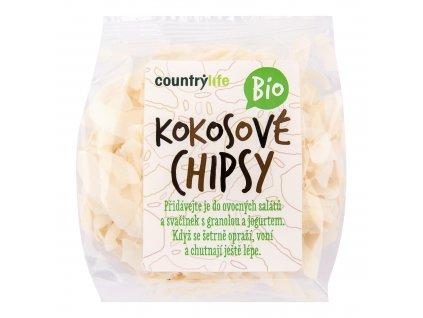 Kokosové chipsy 150g BIO COUNTRYLIFE