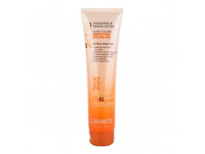 Tužidlo gelové pro jemné vlasy tangerine&papaja 150 ml GIOVANNI