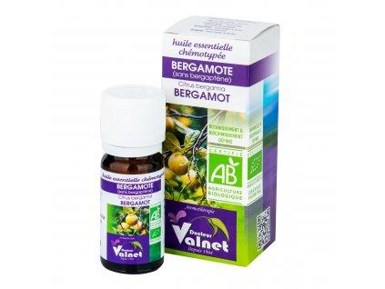 Éterický olej bergamot 10 ml BIO DOCTEUR VALNET