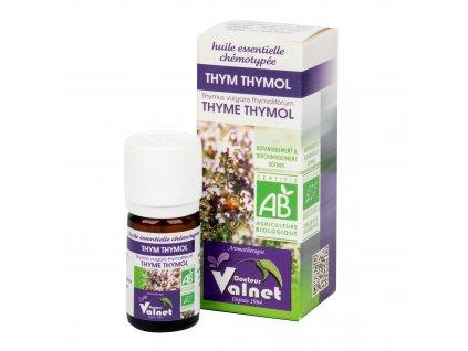 Éterický olej tymián 5 ml BIO DOCTEUR VALNET