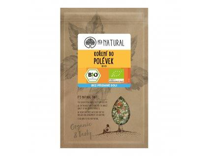 Koření do polévek 20 g BIO PĚKNÝ - UNIMEX