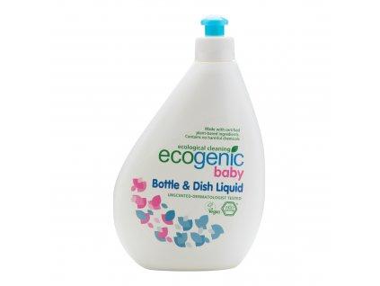 ECOGENIC BABY přípravek na mytí dětských lahví a nádobí 500 ml
