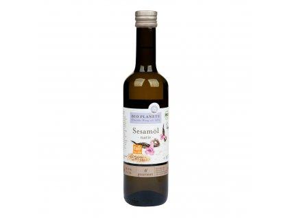 Olej sezamový 500 ml BIO BIOPLANETE