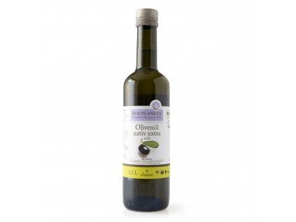 Olej olivový extra panenský 500 ml BIO BIOPLANETE