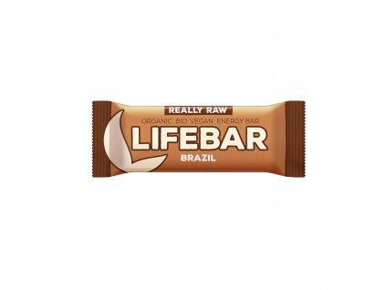 Tyčinka Lifebar brazilská 47 g BIO LIFEFOOD