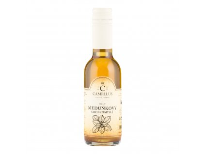 Sirup meduňka s dobromyslí 250ml CAMELLUS