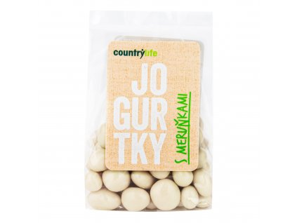 Jogurtky s meruňkami 100 g COUNTRY LIFE