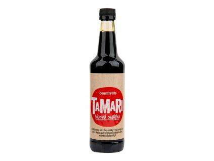 Tamari sójová omáčka 500ml COUNTRYLIFE