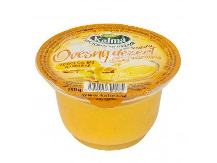 Dezert ovesný s příchutí vanilky 150 g KALMA