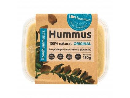 Hummus - cizrnová pomazánka original 150 g I LOVE HUMMUS