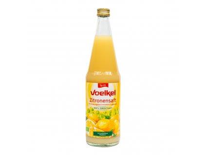 Šťáva citronová 700 ml BIO VOELKEL