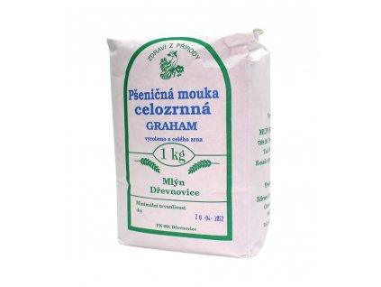 Zdraví z přírody s.r.o. Mouka grahamová 1kg ZP
