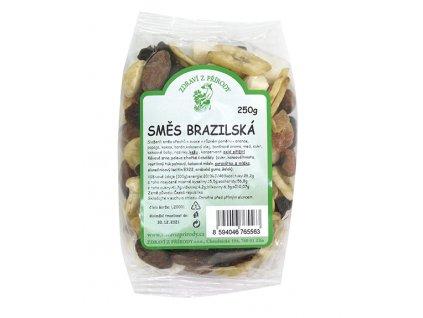 Zdraví z přírody s.r.o. Směs brazilská 250g ZP