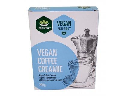 Topnatur s.r.o. Vegan Coffee Creamie 200g Topnatur...