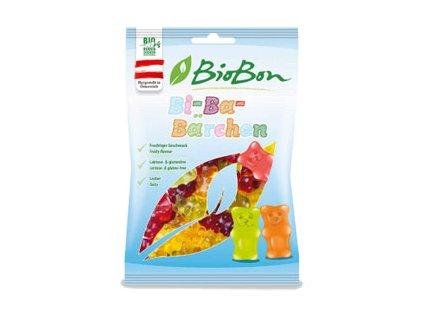 Bio gumoví Medvídci 100 g