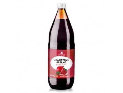 Granátové jablko Premium - 100% šťáva 1000 ml