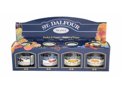 Džem mix malý 4x28g Dalfour