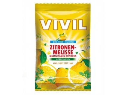 Citron a meduňka multi 60g VIVIL