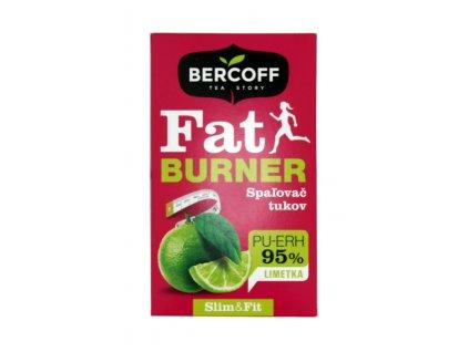 BERCOFF KLEMBER CZ spol.s.r.o. Fat BURNER limetka 30g BERCOFF