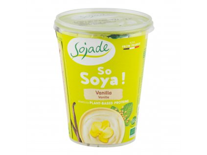 SOJADE bifidus vanilka 400 g BIO