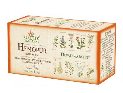 Grešík Hemopur 20 x 1,2 g