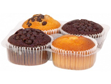 Grays Bakery PROMO GRAYS 4 Assorted Muffins