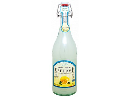 Effervé limonády PROMO Lemon sparkling lemonade