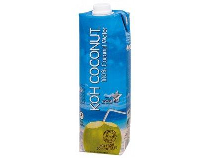 KOH kokosové nápoje 100% Coconut Water