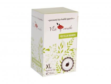 XL čaj Překyselení organismu, 20 sáčků