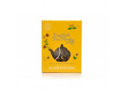 ETS čaj Černý Chai tea, 1ks