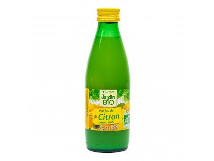 Šťáva citronová 250ml BIO JARDIN BIO